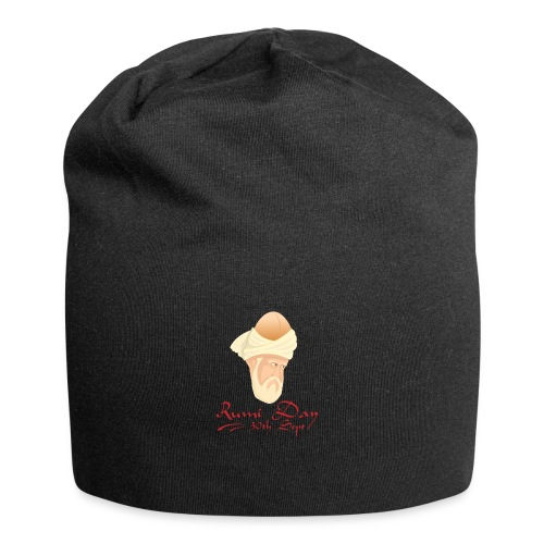 Rumi Day, 30th Sept - Jersey Beanie