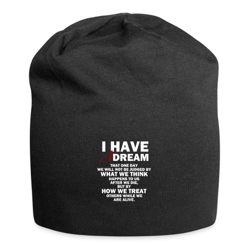 I HAVE A DREAM - Jersey Beanie