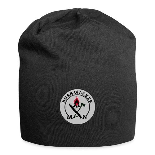bushwackers logo Grey - Jersey Beanie