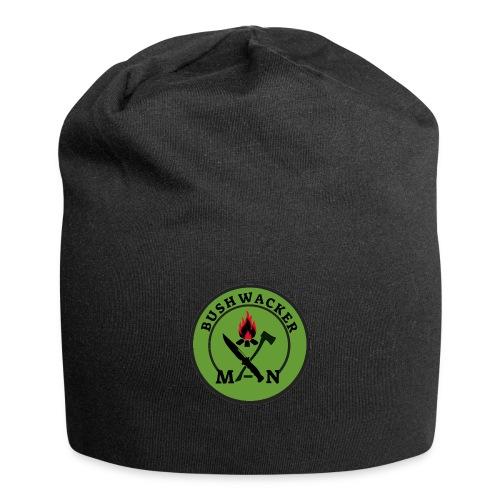 bushwackers logo green - Jersey Beanie