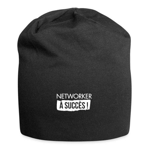 Networker à succès ! - Bonnet en jersey