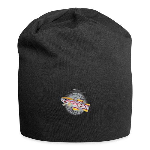 Space Fish Bluecontest - Bonnet en jersey