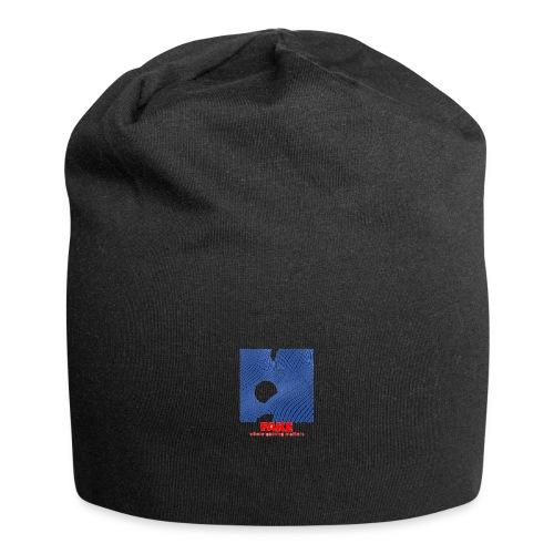 FAKE logo - Jersey-beanie