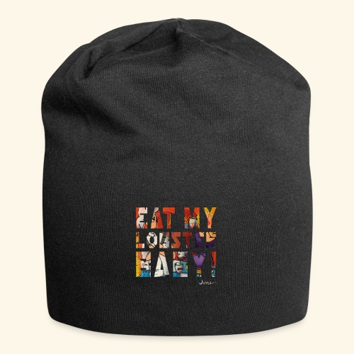 EAT MY LOBSTER T SHIRTS TEKST - Jersey-Beanie