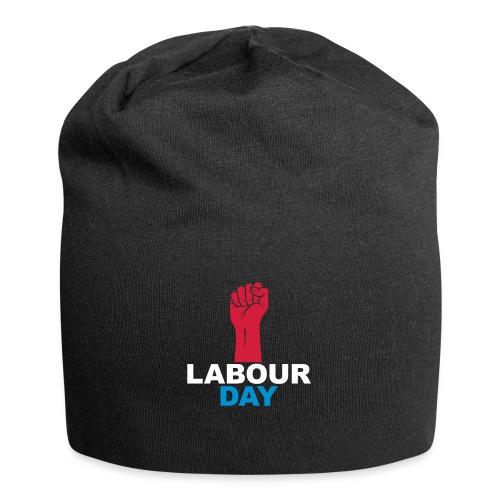 Labour day - Jersey Beanie