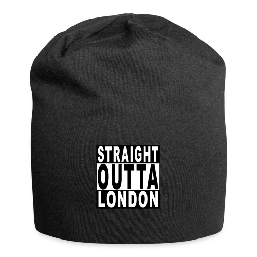 STRAIGHT OUTTA LONDON - Jersey Beanie