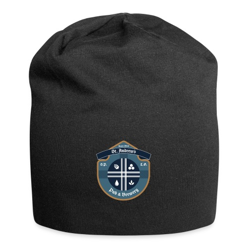 St Andrews T-Shirt - Beanie in jersey