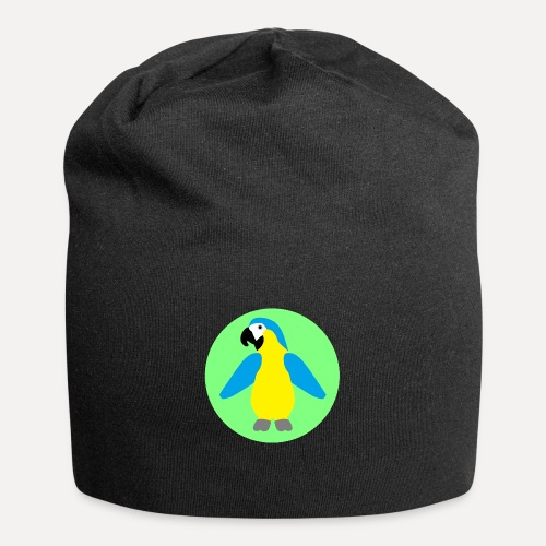 Yellow-breasted Macaw - Jersey Beanie