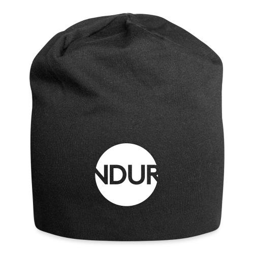 NDUR Logo rund - Jersey-Beanie