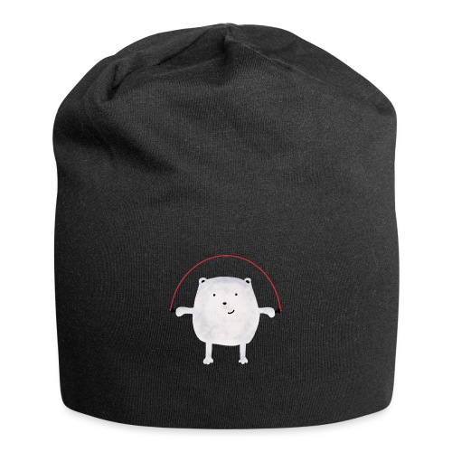 Jumping Monsta by #OneCreativeArts - Jersey-Beanie