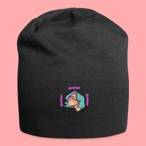Lynioka Purple Up - Bonnet en jersey