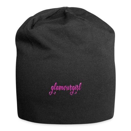 Glamourgirl dripping letters - Jersey-Beanie