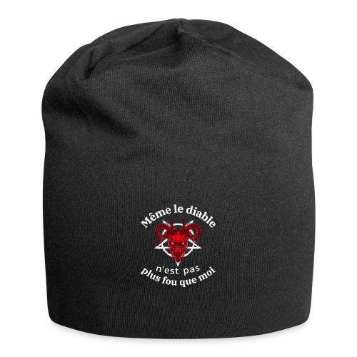 diable 666 - Bonnet en jersey