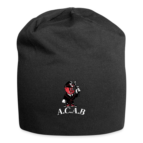 A.C.A.B - Bonnet en jersey