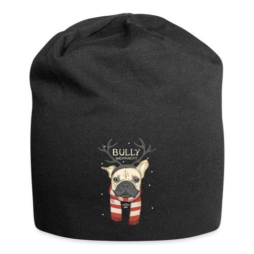 Bully Weihnacht - Jersey-Beanie
