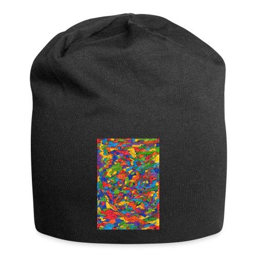 Color_Style - Gorro holgado de tela de jersey
