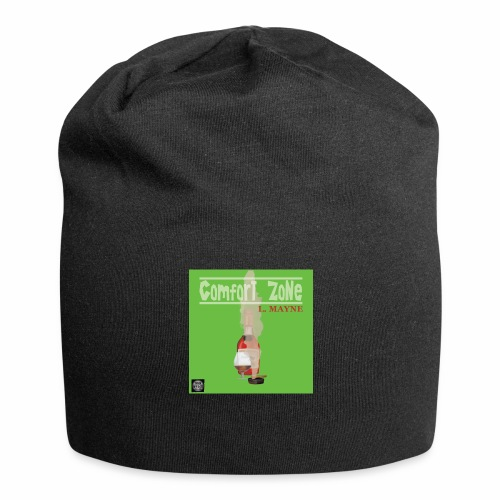 comfort zone the LP - Jersey Beanie