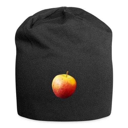 rood fruit met een naam - Jersey-Beanie