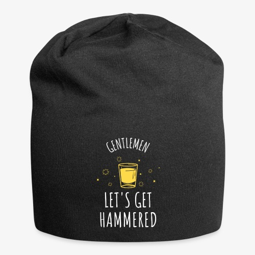 funny bachelor party   lustiges Junggeselle-Party - Jersey-Beanie