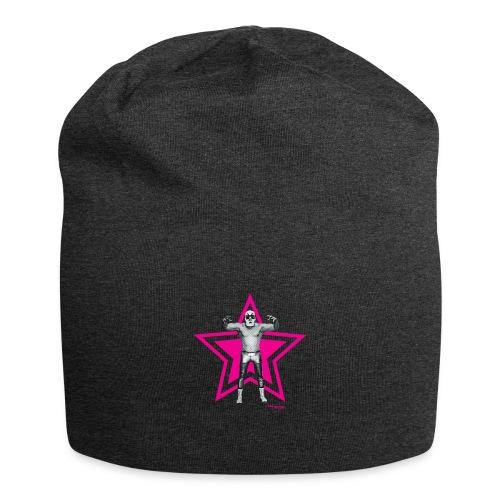 Hazy Logo - Jersey-Beanie