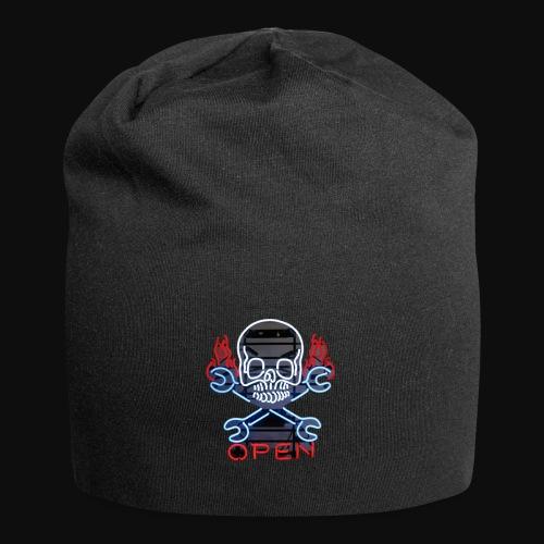 open - Bonnet en jersey