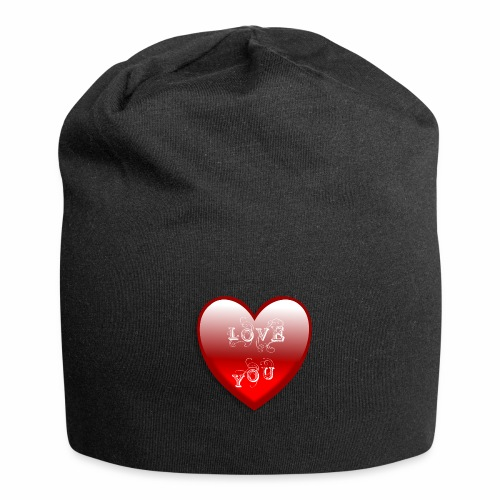 Love You - Jersey-Beanie