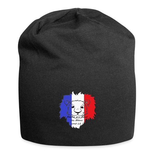 Lion supporter France - Bonnet en jersey