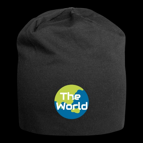 The World Earth - Jersey-Beanie