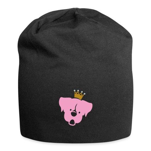 Prinz Poldi rosa - Jersey-Beanie