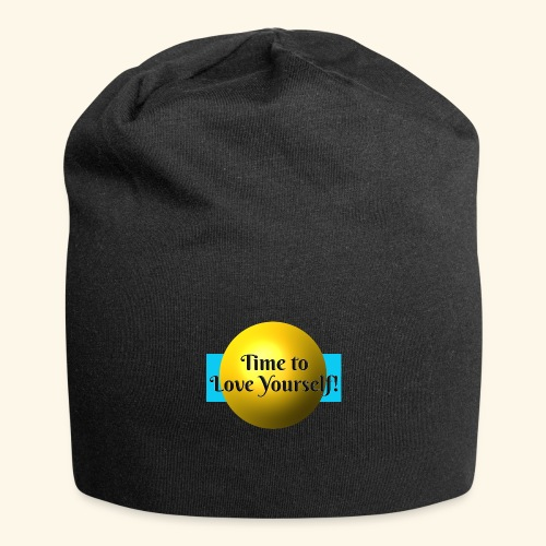 Time to Love Yourself - Jersey-Beanie