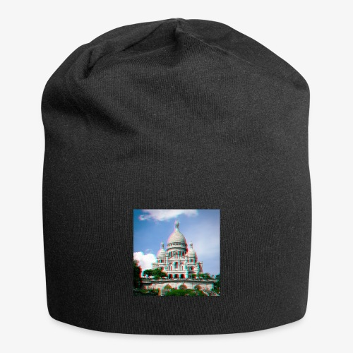 SacreCoeur Anaglyph - Jersey-Beanie