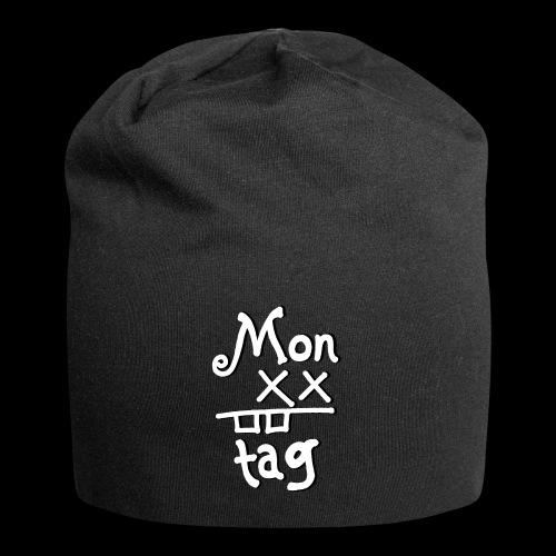 Montag x_x - Jersey-Beanie