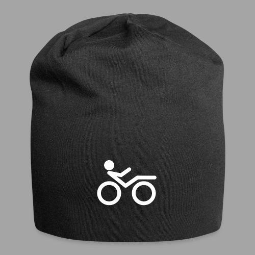 Recumbent bike white 2 - Jersey-pipo