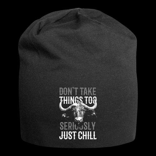 Just Chill! - Jersey-Beanie