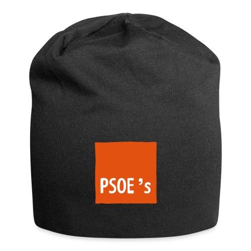 PSOEs - Gorro holgado de tela de jersey
