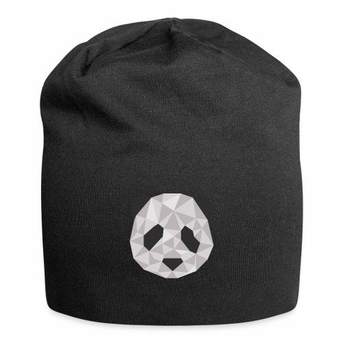 panda géométrique - Bonnet en jersey
