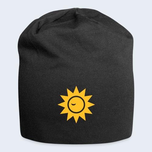 Winky Sun - Jersey-Beanie