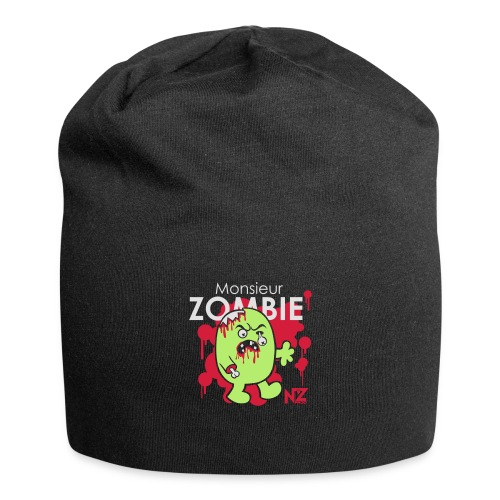 mr zombie - Bonnet en jersey