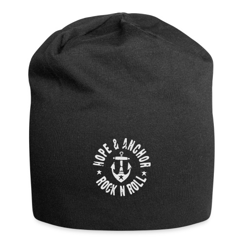 HOPE & ANCHOR-Rock´n´Roll - Jersey-Beanie