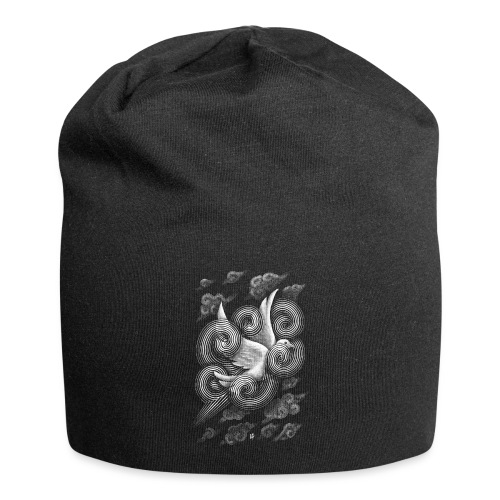 Crossing Clouds - Jersey Beanie