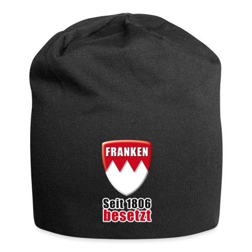 Franken - Seit 1806 besetzt! - Jersey-Beanie