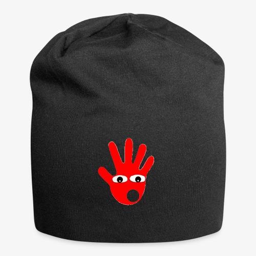 Hände mit Augen - Bonnet en jersey