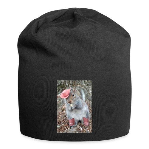 ecureuil deguise - Bonnet en jersey