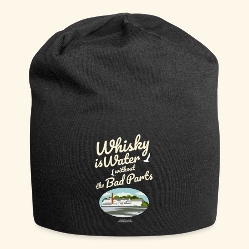 Whisky Is Water Brennerei - Jersey-Beanie