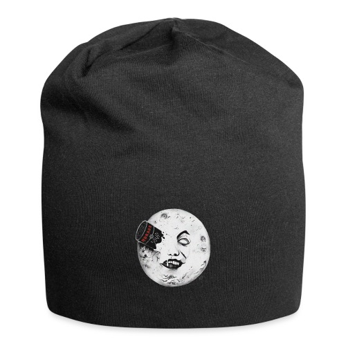 Bad Moon - Beanie in jersey