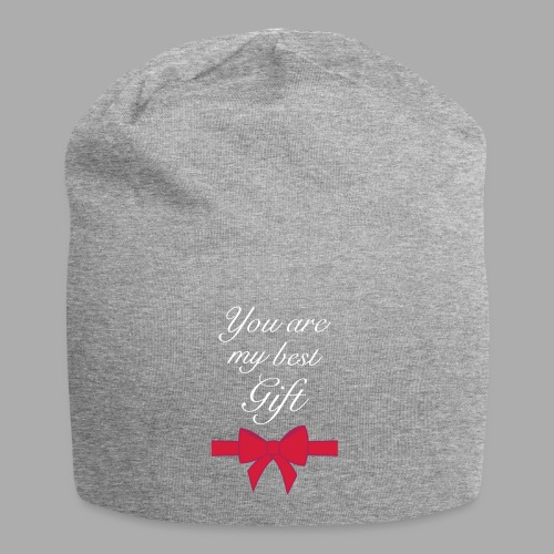 you are my best gift - Jersey Beanie