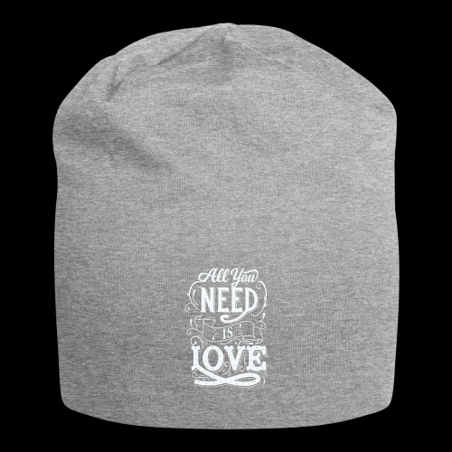 All You Need Is Love - Jersey-Beanie