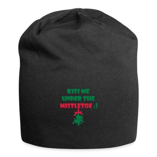 mistletoe - Jersey-Beanie