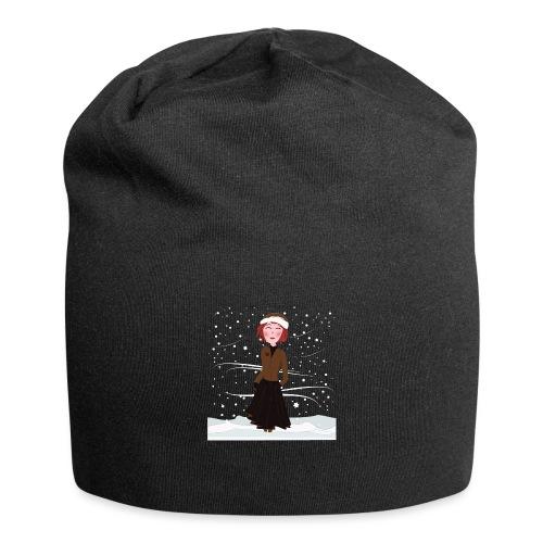 Heure d'hiver - Bonnet en jersey