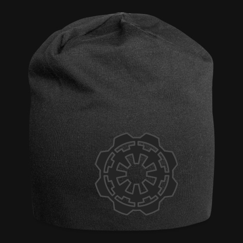 DarkerImage Black on Black (LIMITED) - Jersey Beanie